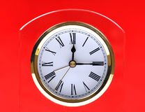 Table clock Royalty Free Stock Photos