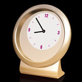 Table clock Stock Image