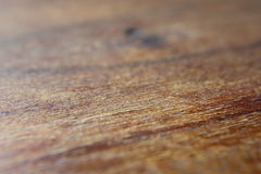 Table. Close up table Stock Photography