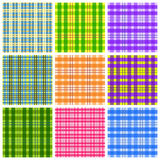 Table cloth backgrounds Royalty Free Stock Photo