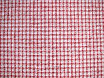 Table-cloth Pattern Royalty Free Stock Photography