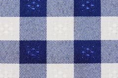 Table cloth pattern Stock Photos