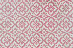 Table cloth pattern Stock Images
