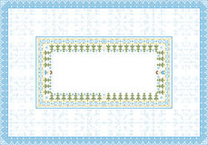 Table-cloth. Postcard. Background. Stock Photography