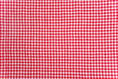 Table cloth texture Royalty Free Stock Photography