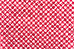 Table cloth texture Royalty Free Stock Photos