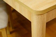 Table corner Stock Photography