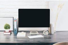 Table créative Photographie stock libre de droits