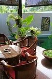 Table de Balinese Photos libres de droits