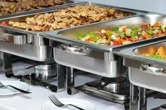 Table de banquet Photos libres de droits