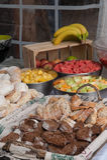 Table de barbecue Photographie stock libre de droits