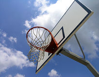 Table de basket-ball Image libre de droits
