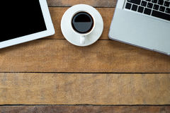 Table de bureau Image libre de droits
