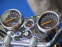Table de commande de Motobike Image libre de droits