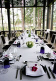 table de configuration Image libre de droits