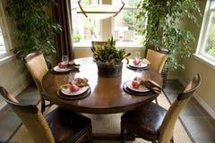 Table de cuisine 2373 Photographie stock libre de droits