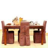 Table de Dinning Image libre de droits