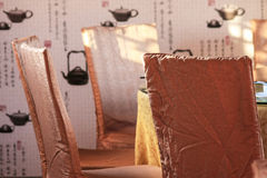 Table de Dinning Photo stock