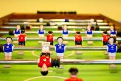Table de Foosball Photo stock