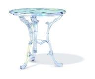 Table de glace Image stock