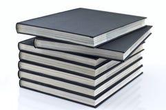 table de livres Photographie stock libre de droits