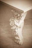 Table de marbre antique Photos stock