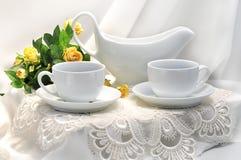 Table de matin Photo stock