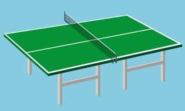 Table de ping-pong Photos stock
