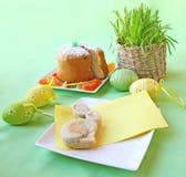 Table de Pâques Photographie stock libre de droits