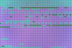 Table de récupération de lecteur de disque dur avec des secteurs de hdd photo libre de droits