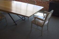Table de réunion #1 Photo libre de droits