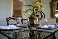 Table de salle à manger Image libre de droits