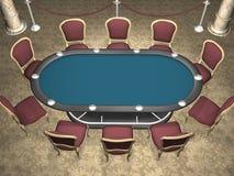 Table de tisonnier Photo stock