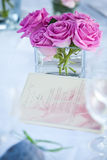 Table decor Stock Images