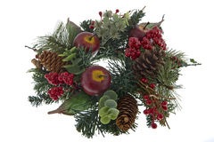 Table decoration Christmas Advent Stock Photo