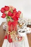 Table decoration Royalty Free Stock Photos