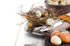 Table decoration Royalty Free Stock Image