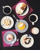 Table, Dessert, Coffee Stock Photos