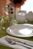 Table Detail Royalty Free Stock Image