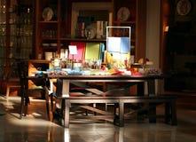 Table dinante Images libres de droits