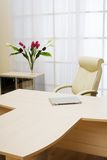 Table of director Royalty Free Stock Photo