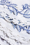 Table doily Royalty Free Stock Photography