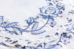 Table doily Royalty Free Stock Images