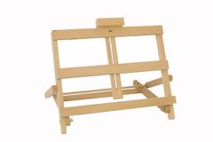 Table Easel Royalty Free Stock Photos