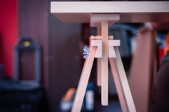 Table Easel Royalty Free Stock Images