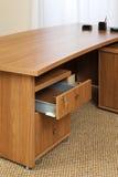 Table en bois Photos libres de droits