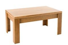 Table en bois images libres de droits