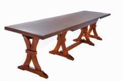 Table en bois Image libre de droits