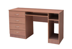 Table en bois image stock