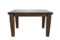 Table en bois Images libres de droits